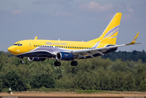 Boeing 737-73S - ASL Airlines France