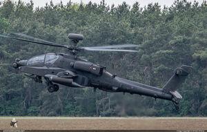 WAH-64D Longbow Apache AH1